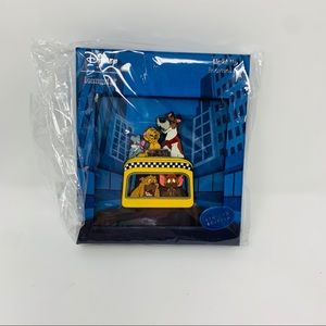 Oliver and Company Pin